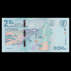 Colombie, p-458, 2000 pesos, 2015