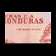 Honduras, P-96a, 1 lempira, 2012