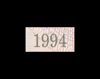 Uzbekistan, P-73, 1 som, 1994