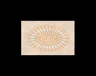 Kyrgyzstan, P-19, 20 som, 2002
