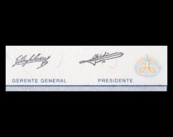 Argentina, P-325b, 10 australes, 1985-1989