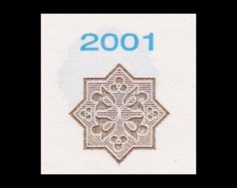 Ouzbékistan, P-82, 1.000 sum, 2001