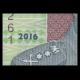 Nigeria, p-34l, 20 naira, Polymer, 2016