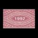 Moldova, p-07 10 lei, 1992