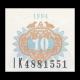 Ouzbekistan, P-76, 10 sum, 1994