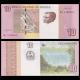 Angola, p-new, 10 kwanzas, 2012