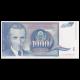 Yugoslavia, p-110, 1 000 dinara, 1991