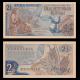 Indonesia, P-079, 2.5 rupiah, 1961