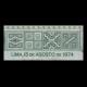 Pérou, P-099g, 5 soles de oro, 1974