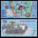 Fidji, P-120, 7 dollars, 2016