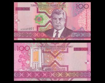 Turkménistan, P-18, 100 manat, 2005