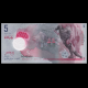 Maldives, P-new, 5 rufiyaa, 2017