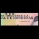 Honduras, P-98a, 5 lempiras, 2012