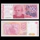 Argentina, p-327c , 100 australes, 1985-90