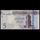 Libya, P-81, 5 dinars, 2015