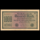Allemagne, P-76b, 1000 Mark, 1922, SUP / Extremely Fine