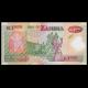 Zambie, P-44f, 1000 kwacha, 2008, Polymère