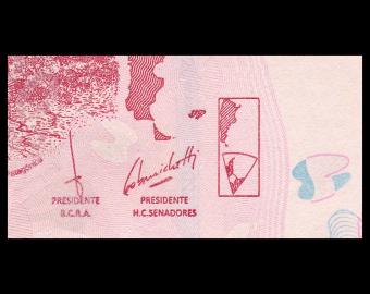 Argentina, P-361, 20 pesos, 2017