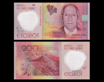 Cape Verde, P-71, 200 escudos, 2014