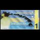 Antarctica, 1 dollar, 2011
