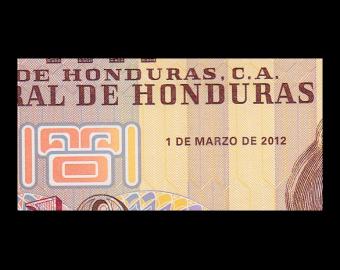 Honduras, P-099a, 10 lempiras, 2012