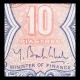 Egypt, p-191, 10 piastres, 2006
