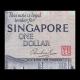Singapour, P-9, 1 dollar, 1976