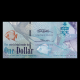 Caïmans, p-38c 1 dollar, 2010