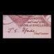 Angleterre, P-373c, 10 shillings, 1970