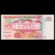 Suriname, p-137c, 10 gulden, 1996
