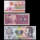 Lot 3 billets de 5 : Bielorussie Chine Honduras