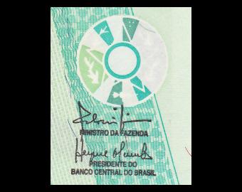 Brésil, P-251a, 1 real, 2003