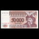 Transnistrie, P-28, 50000 roubles, 1995