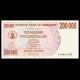 Zimbabwe, P-49, 200 000 dollars, 2007