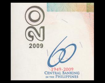 Philippines, P-200, 20 piso, 2009