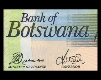 Botswana, P-30d, 10 pula, 2014