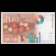 France, P-158a, 100 francs, Cézanne, 1997