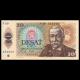 CZECHOSLOVAKIA, P-94, 10 korun, 1986