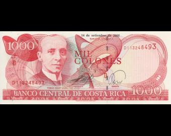Costa Rica, P-264f, 1000 colones, 2005
