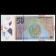 Macedoine du Nord, P-new, 50 denari, 2018, Polymère