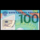 Russia, P-280, 100 rubley, 2018, Polymer
