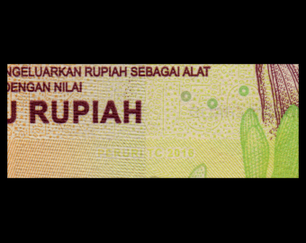 Indonésie, P-156a, 5000 rupiah, 2016