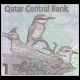 Qatar, p-new, 1 riyal, 2008