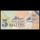 Lesotho, P-10, 5 maloti, 1989