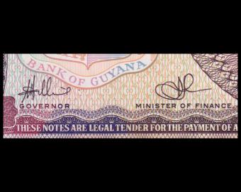 Guyana, P-37a, 500 dollars, 2016