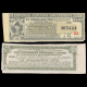Imperial Japanese Government, Coupon 0.10.0, 1907