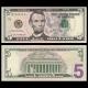 USA, P-539B, 5 dollars, New York, 2013