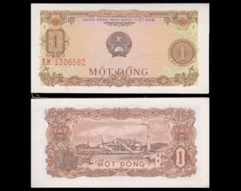 Vietnam, P-080, 1 dông, 1976, SPL / A-UNC