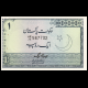 Pakistan, P-24A3, 1 rupee, 1975-79