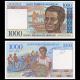 Madagascar, P-76a, 1000 francs, 1994